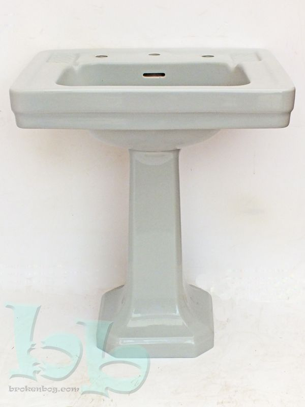 Used Bathroom Sinks : Used Vintage Bathroom Sinks For Sale Picture With Fix Bathroom Sink ...